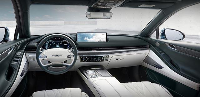 Chi tiết Genesis Electrified G80: Xe SUV điện đầu tiên của Genesis
