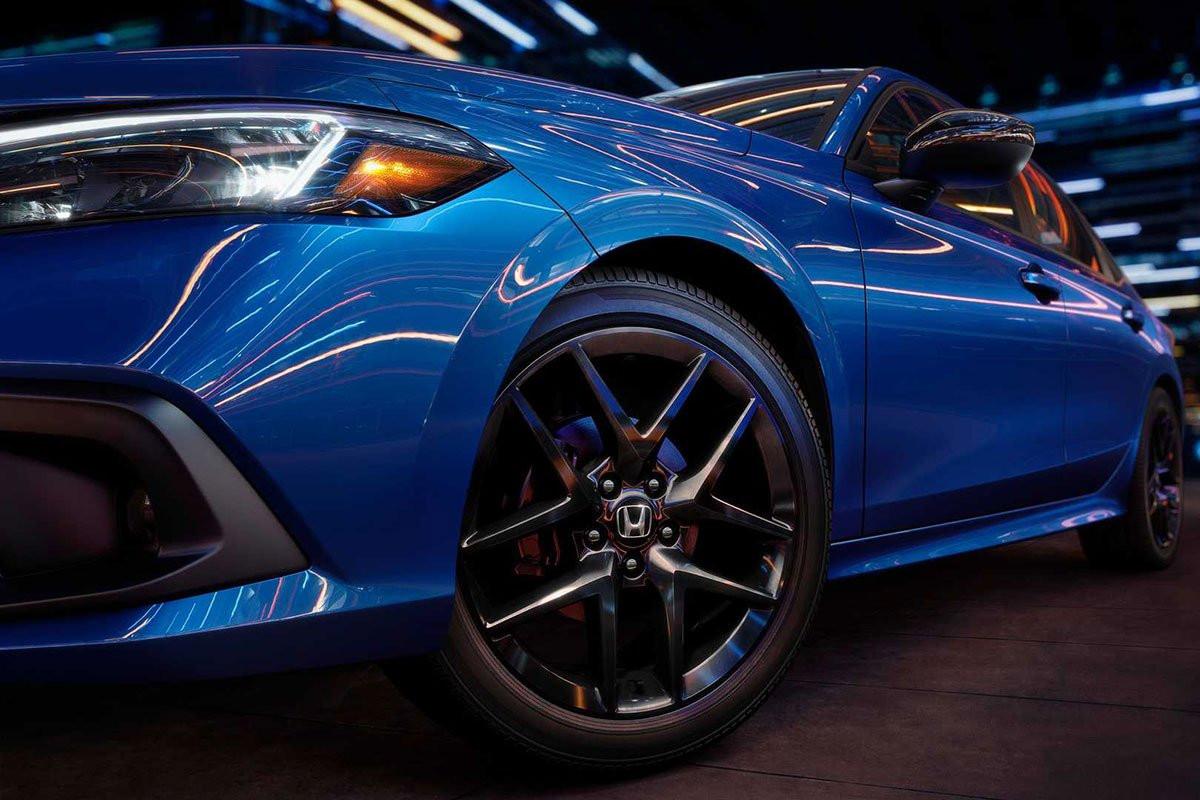 Đánh giá xe Honda Civic 2022: Mẫu sedan thế hệ mới tốt nhất từ trước đến nay