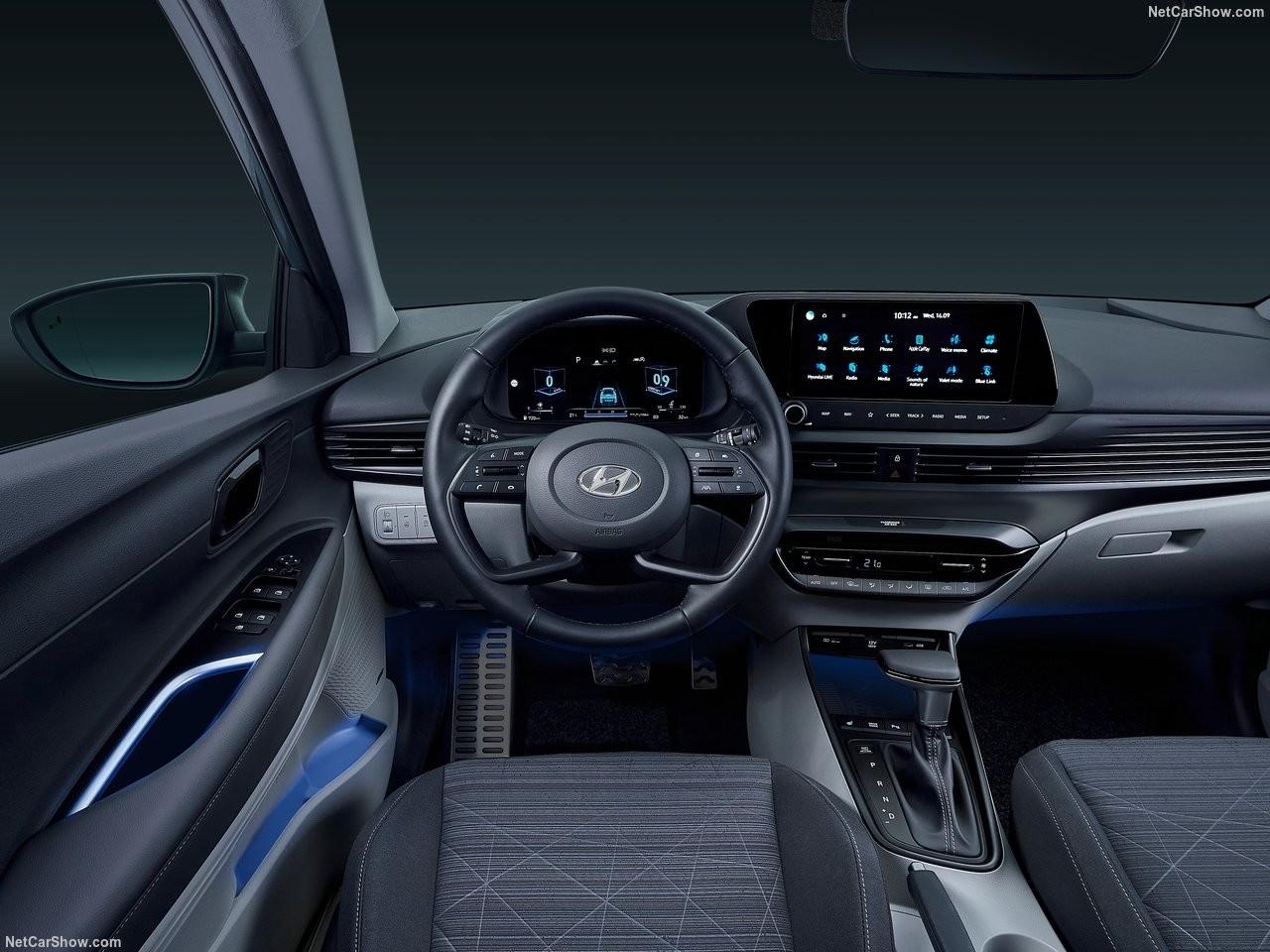 Chi tiết Hyundai Bayon 2022: Mẫu Crossover sở hữu thiết kế và những tính năng của tương lai