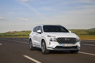 Đánh giá xe Hyundai Santafe Facelift 2022, Vua phân khúc SUV?