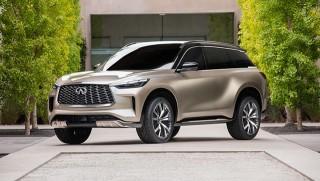 Đánh giá xe Infiniti QX60 2022, bổ sung nhiều công nghệ an toàn tiên tiến