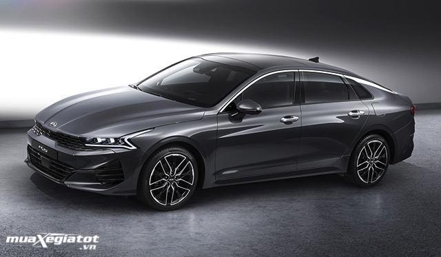 Đánh giá xe KIA K52022 sắp bán tại Việt Nam: Làm gió mới phân khúc sedan hạng D