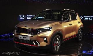 Giới thiệu nhanh Kia Sonet ra mắt tháng 9: Crossover mới của Kia giá chỉ từ 500 triệu
