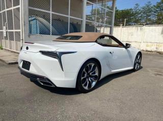 Lexus LC500 Convertible 2022 nhập tư nhân