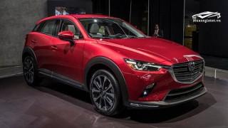 So sánh Mazda CX-3 2022 với các đối thủ cùng phân khúc