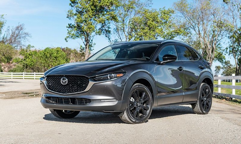 "Chi tiết xe Mazda CX-30 Premium 2022 – ""Trùm cuối"" lộ diện!"