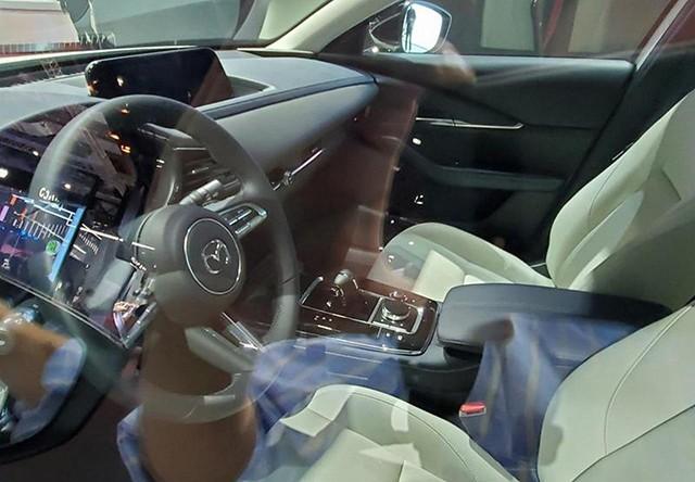 Mazda CX-30 EV, Xe chạy điện ra mắt dành riêng cho thị trường Trung Quốc