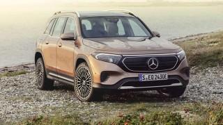 Chi tiết xe SUV điện Mercedes-Benz EQB 2022