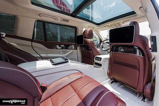 Đánh giá Mercedes-Maybach GLS 600 2022 chính hãng giá từ 12,5 tỷ: Khẳng định khí chất riêng