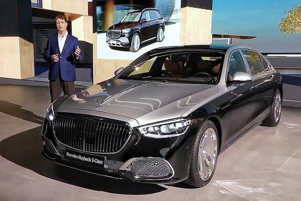 Đánh giá xe Mercedes-Maybach S680 2022 sắp ra mắt tại Việt Nam: Nhiều nâng cấp đáng giá