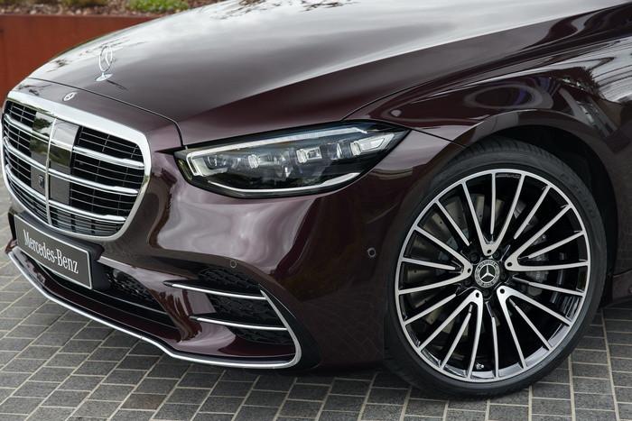 Mercedes-Benz S450 4MATIC 2022 được ra mắt tại Australia: Sang trọng và thời thượng
