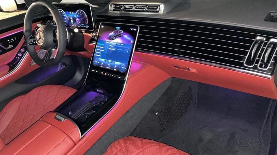 Chi tiết xe Mercedes S500 2022 nhập khẩu tư nhân về Việt Nam