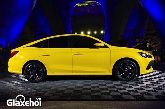 Đánh giá xe MG 5 2022: Cơ hội mới cho sự lựa chọn của khách hàng trong phân khúc Sedan hạng C