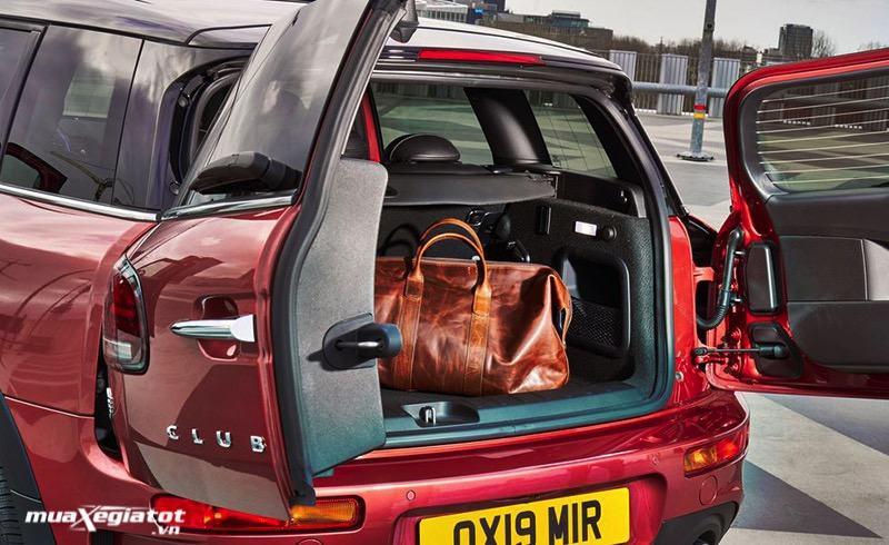 Đánh giá Mini Cooper S Clubman 2022 - Chiếc xe mang phong cách Vintage ấn tượng