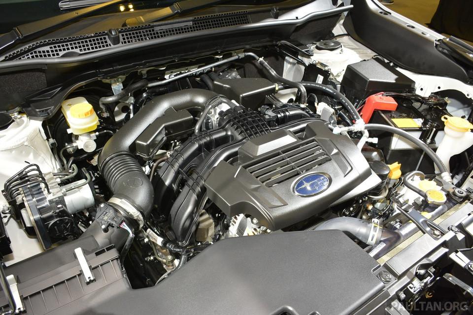 Chi tiết xe Subaru Forester 2.0i-L GT Lite Edition 2022 giá 999 triệu tại Việt Nam