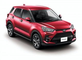 Toyota Raize 2022