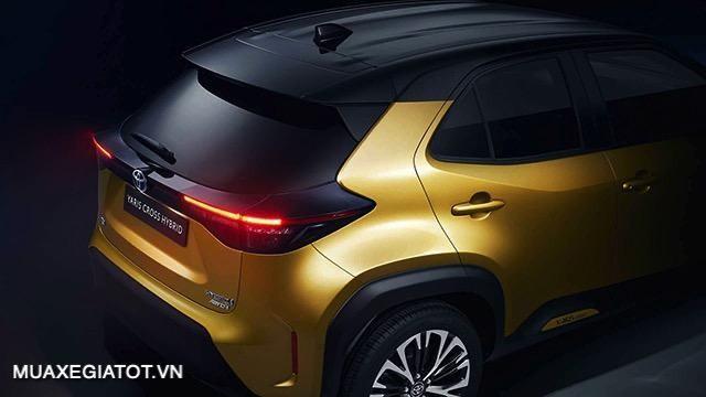 Đánh giá xe Toyota Yaris Cross 2022: Mẫu SUV cỡ nhỏ hiện đại và bắt mắt