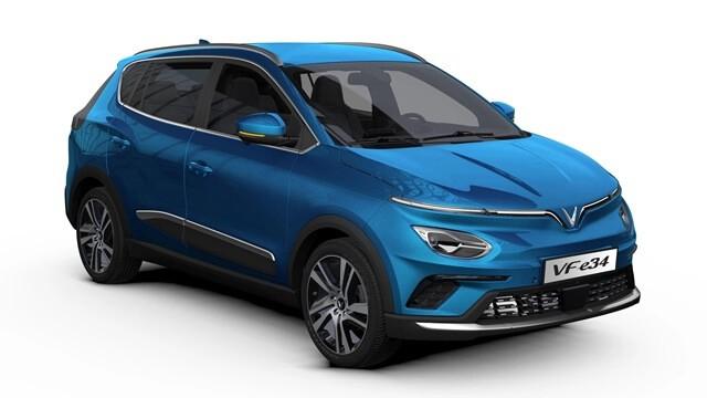Giới thiệu các mẫu xe ô tô điện bán tại Việt Nam