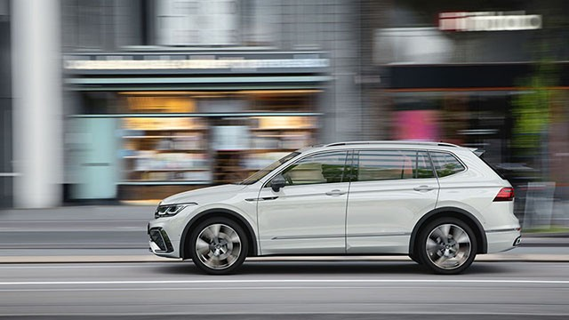 Đánh giá Volkswagen Tiguan Allspace 2022, cạnh tranh với Mercedes GLB