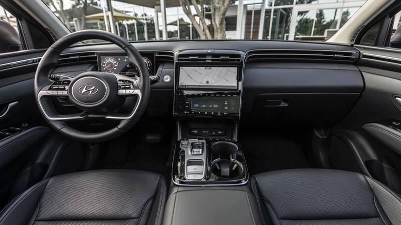 Xe bán tải Hyundai Santa Cruz 2022 ra mắt: Ngoại hình thể thao, phù hợp với đô thị