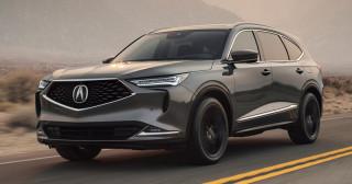 Acura MDX 2022 ra mắt tại Mỹ - Cú lột xác ngoạn mục về thiết kế