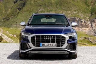 Audi Q9 2022 sắp ra mắt - Chiến mã đáng chờ đợi của hãng xe Audi