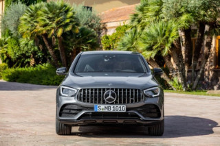 Đánh giá xe Mercedes-AMG GLC 43 4Matic Coupe 2022 ra mắt Malaysia