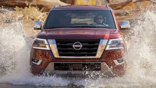 Nissan Armada 2022 ra mắt - Mẫu SUV đỉnh cao của thương hiệu Nissan