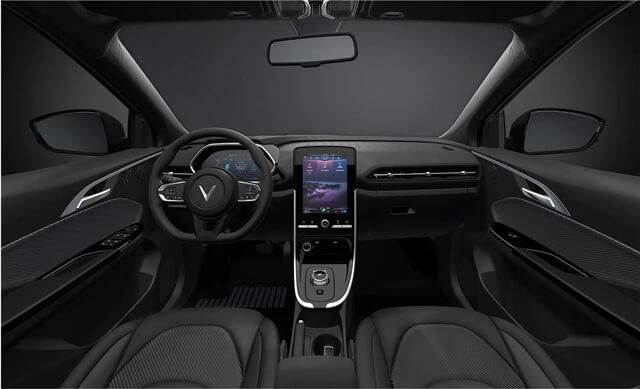 Phac thao Vinfast VF31 noi that xe giaxehoi vn - Giới thiệu 3 mẫu xe Ô tô điện Vinfast: Công nghệ ấn tượng, di chuyển được 300 - 500km mỗi lần sạc