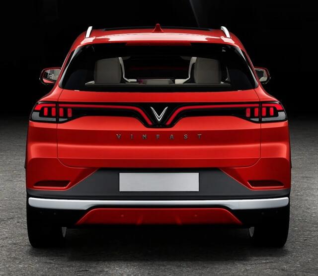 Phac thao Vinfast VF32 duoi xe giaxehoi vn - Giới thiệu 3 mẫu xe Ô tô điện Vinfast: Công nghệ ấn tượng, di chuyển được 300 - 500km mỗi lần sạc