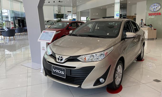 Những mẫu xe bán chạy nhất từng phân khúc tại Việt Nam 2020: Vios duy trì sức thống trị và sự xuất hiện lần đầu tiên của Fadil