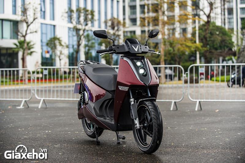 Gia xe Vinfast Theon 2021 Giaxehoi vn - Giới thiệu 2 mẫu xe điện Vinfast mới ra mắt - bộ đôi xe máy điện Feliz và Theon