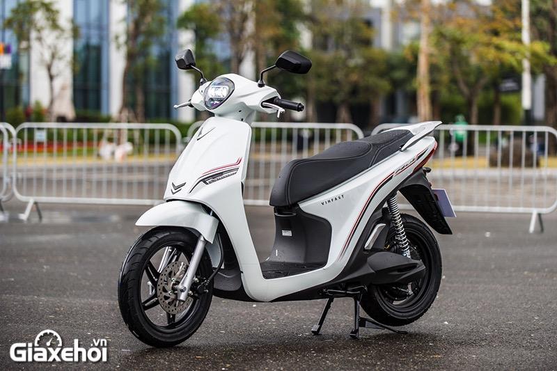 Gia xe may dien Vinfast Feliz 2021 Giaxehoi vn - Giới thiệu 2 mẫu xe điện Vinfast mới ra mắt - bộ đôi xe máy điện Feliz và Theon