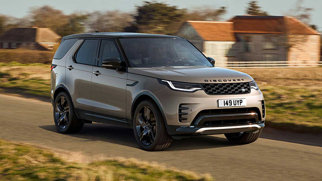 Giới thiệu top 10 mẫu xe SUV hạng sang tốt nhất 2021