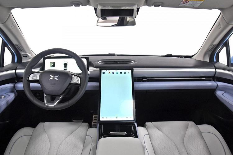 """Chi tiết XPeng P5 2022: xe điện """"Made in China"""" giá rẻ đe dọa Tesla Model 3"""