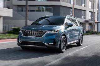 Đánh giá xe Kia Sorento 2022 thế hệ mới - bổ sung động cơ hybrid