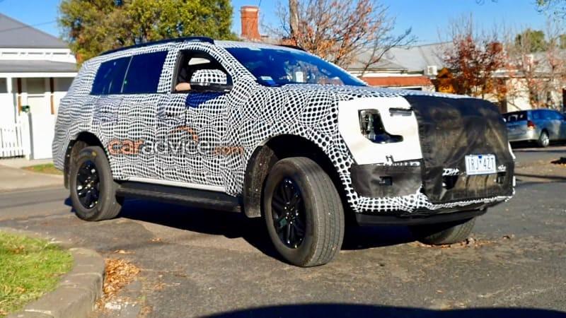 """Ford Everest 2022 thế hệ thứ 4 ra mắt vào năm sau: Cảm hứng từ """"quái thú"""" F-150"""