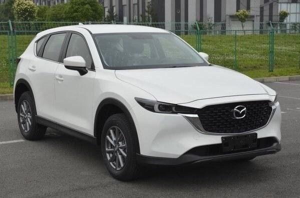 Mazda CX-5 2022 rò rỉ ảnh thực tế, nâng cấp nhẹ, dự kiến ra mắt vào năm sau