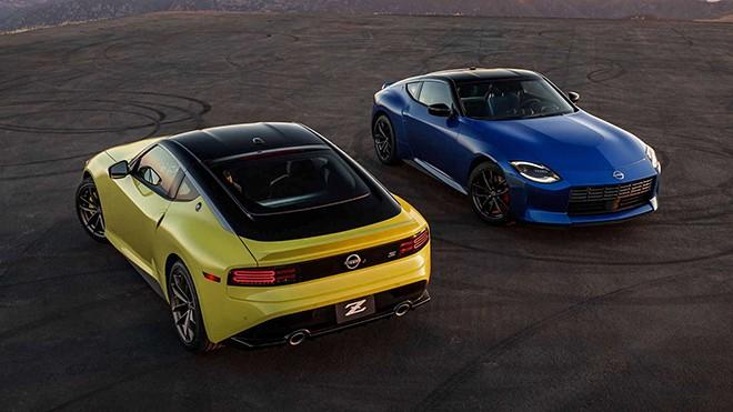 Giới thiệu xe Nissan Z 2023: Siêu phẩm coupe thể thao giá dưới 1 tỷ đồng, cạnh tranh BMW Z4