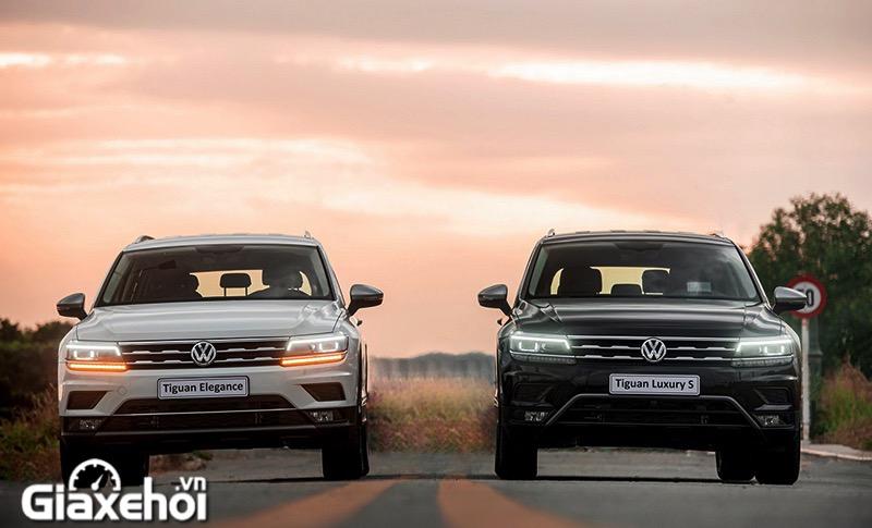 ra mat xe volkswagen tiguan luxury s giaxehoi vn 16 - Xe 5+2 chỗ là gì? Top những mẫu xe 5+2 chỗ nổi bật tại Việt Nam