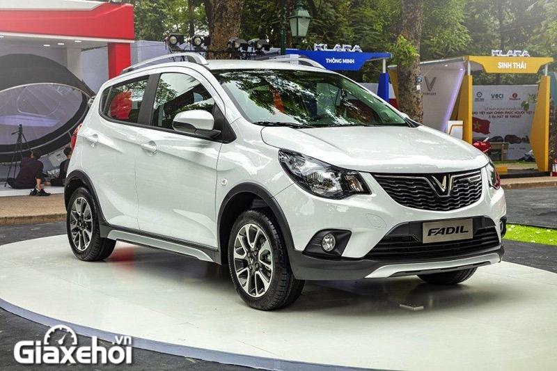 Giới thiệu các phiên bản xe Vinfast Fadil 2022