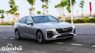 Giới thiệu các phiên bản xe Vinfast Lux A2.0 2022