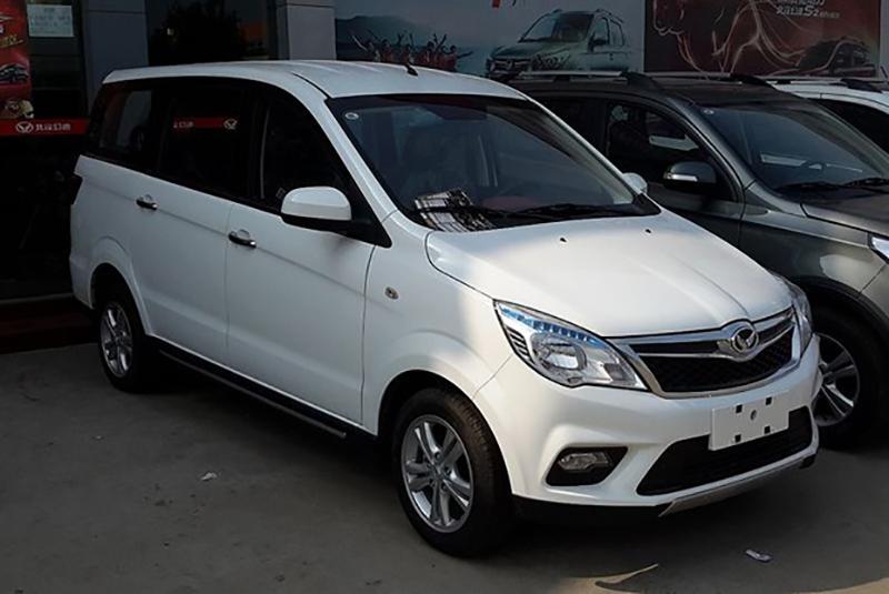 Gia xe BAIC H2E 2021 Giaxehoi vn - Những mẫu xe ô tô Trung Quốc nổi bật đang bán tại Việt Nam