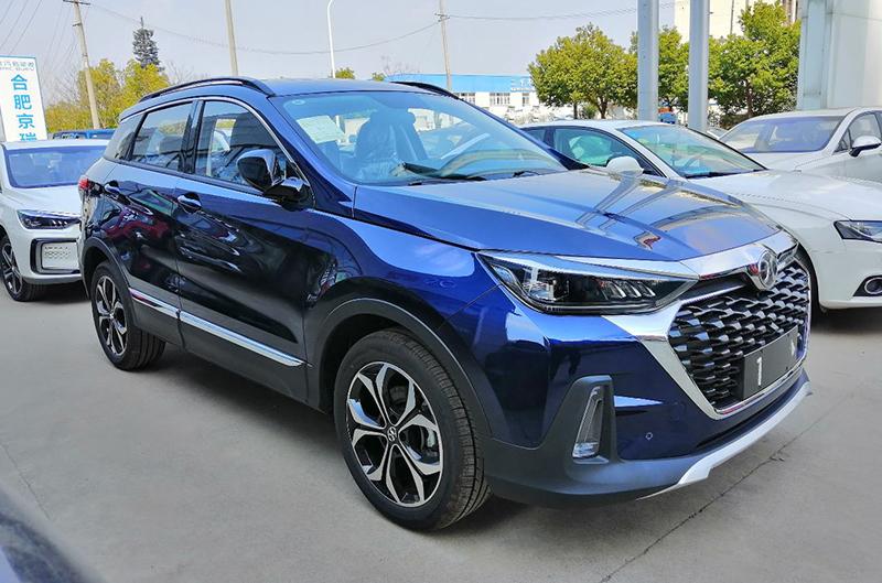 Gia xe BAIC X55 2021 Giaxehoi vn - Những mẫu xe ô tô Trung Quốc nổi bật đang bán tại Việt Nam