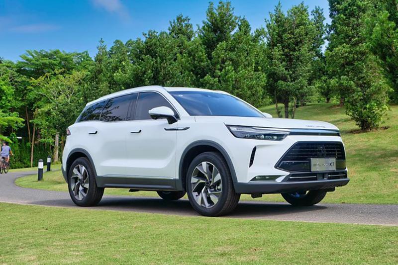 Gia xe BEIJING X7 2021 Giaxehoi vn - Những mẫu xe ô tô Trung Quốc nổi bật đang bán tại Việt Nam