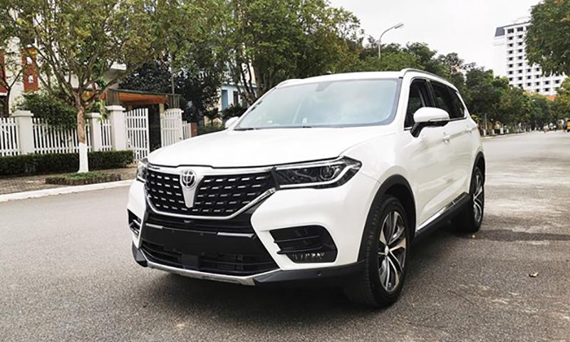 Gia xe Brilliance V7 2021 Giaxehoi vn - Những mẫu xe ô tô Trung Quốc nổi bật đang bán tại Việt Nam