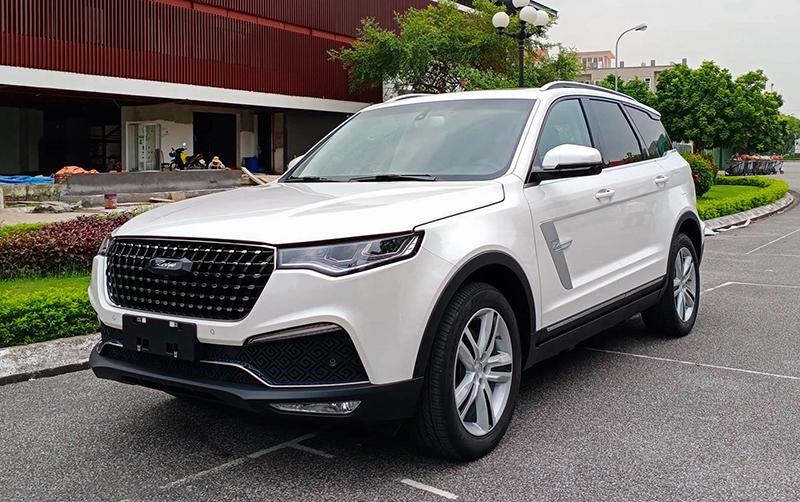 Gia xe Zotye Z8 2021 Giaxehoi vn - Những mẫu xe ô tô Trung Quốc nổi bật đang bán tại Việt Nam
