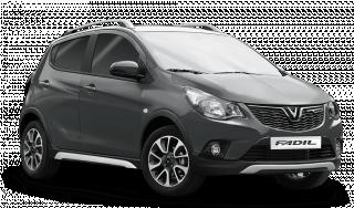 mau xam xe vinfast fadil 2021 - Giới thiệu màu xe Vinfast Fadil 2021, màu nào hợp phong thủy?