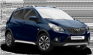 mau xanh lam xe vinfast fadil 2021 - Giới thiệu màu xe Vinfast Fadil 2021, màu nào hợp phong thủy?