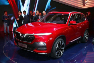 Giới thiệu màu xe Vinfast Lux SA2.0 2022, màu nào hợp phong thủy